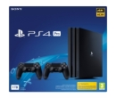 Sony PS4 PRO (Playstation 4), Gamma Chassis, 1TB, Negru + Extra Controller