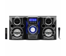 Blaupunkt MC60BT, 50W, Karaoke, Bluetooth, USB, Negru